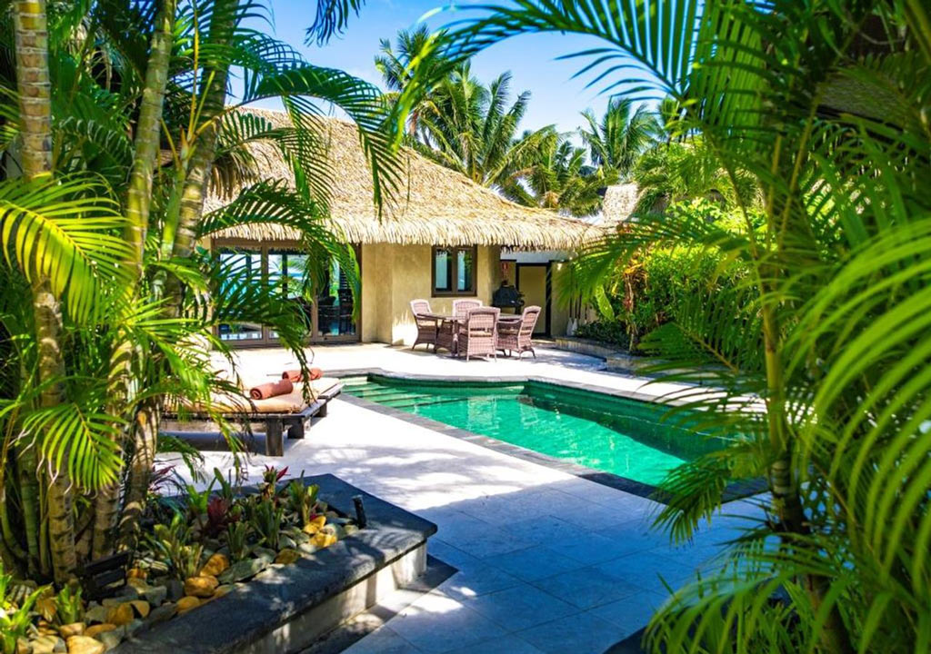 Te Manava Luxury Villa