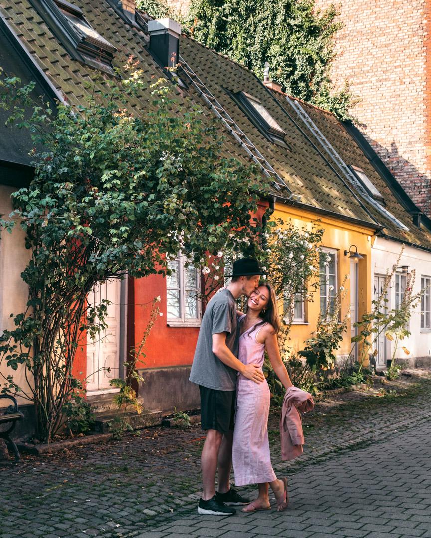 Gamla Staden in Malmö