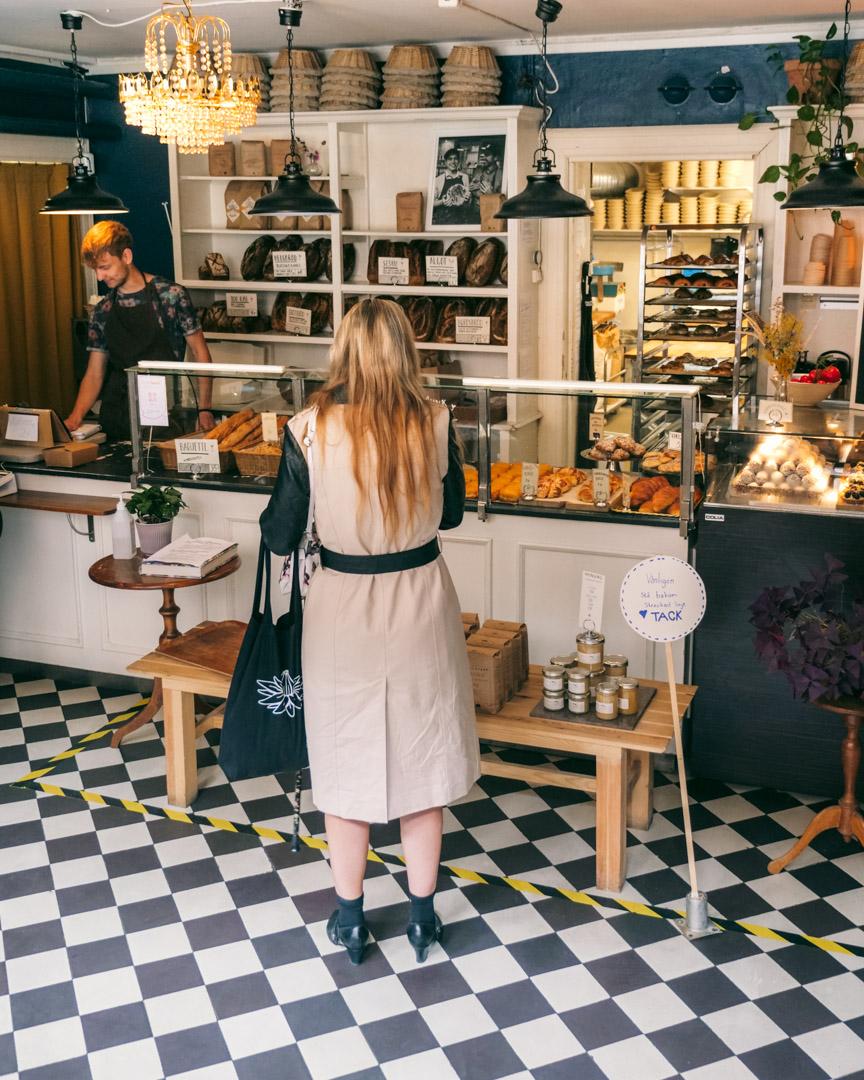 A vegan bakery in Malmö