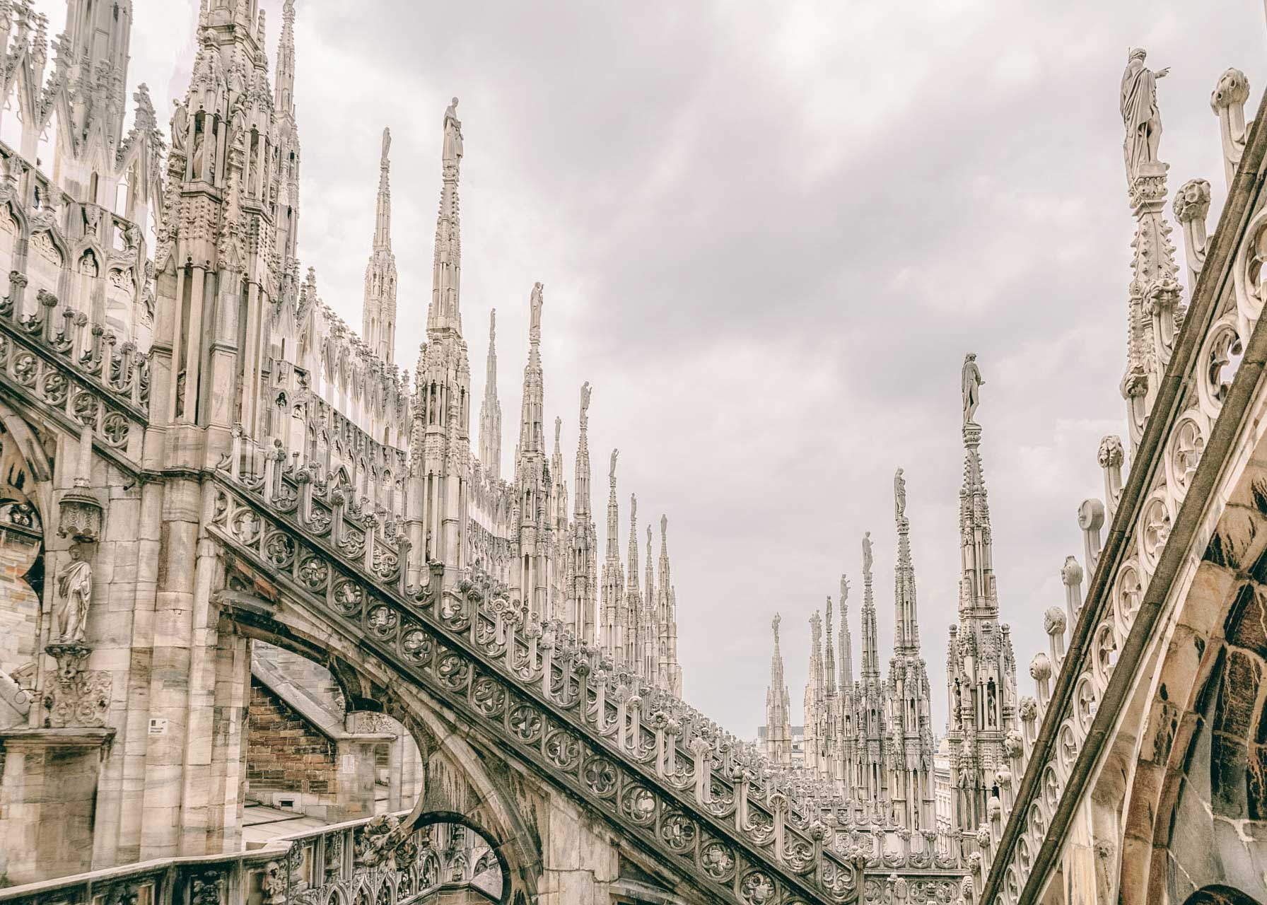 Duomo di Milano roof