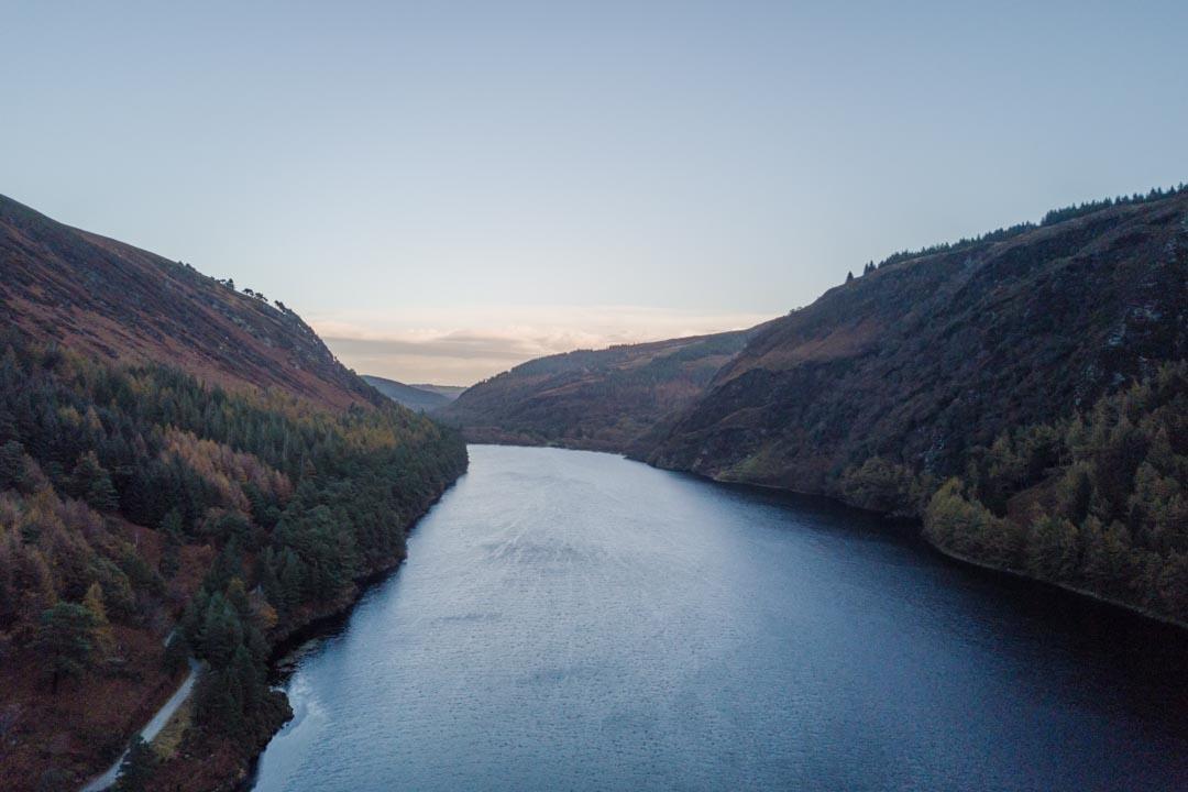 Glendalough drone