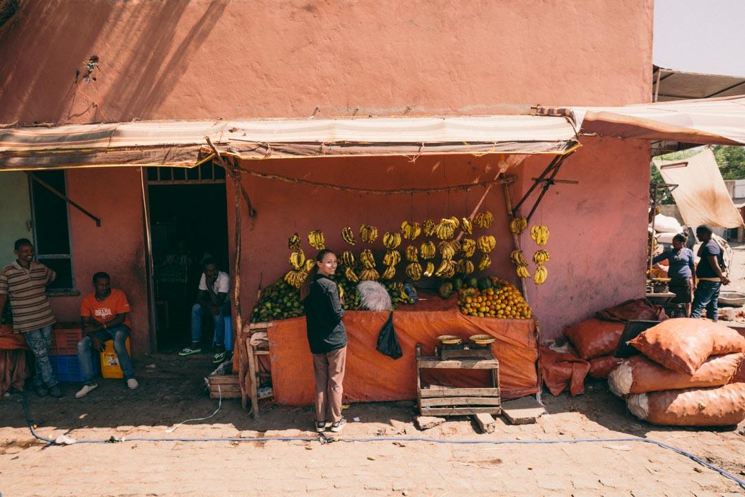 Fruit in Ethiopia