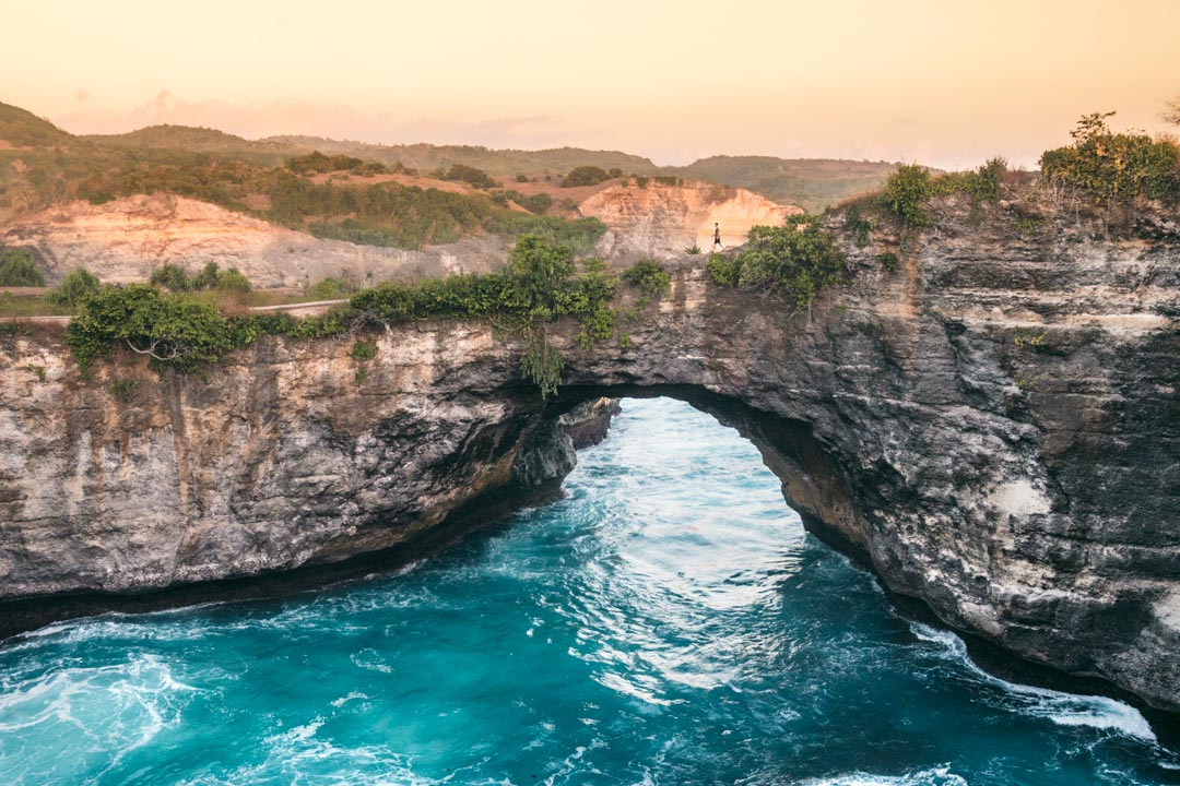 Video: Powerful Nusa Penida