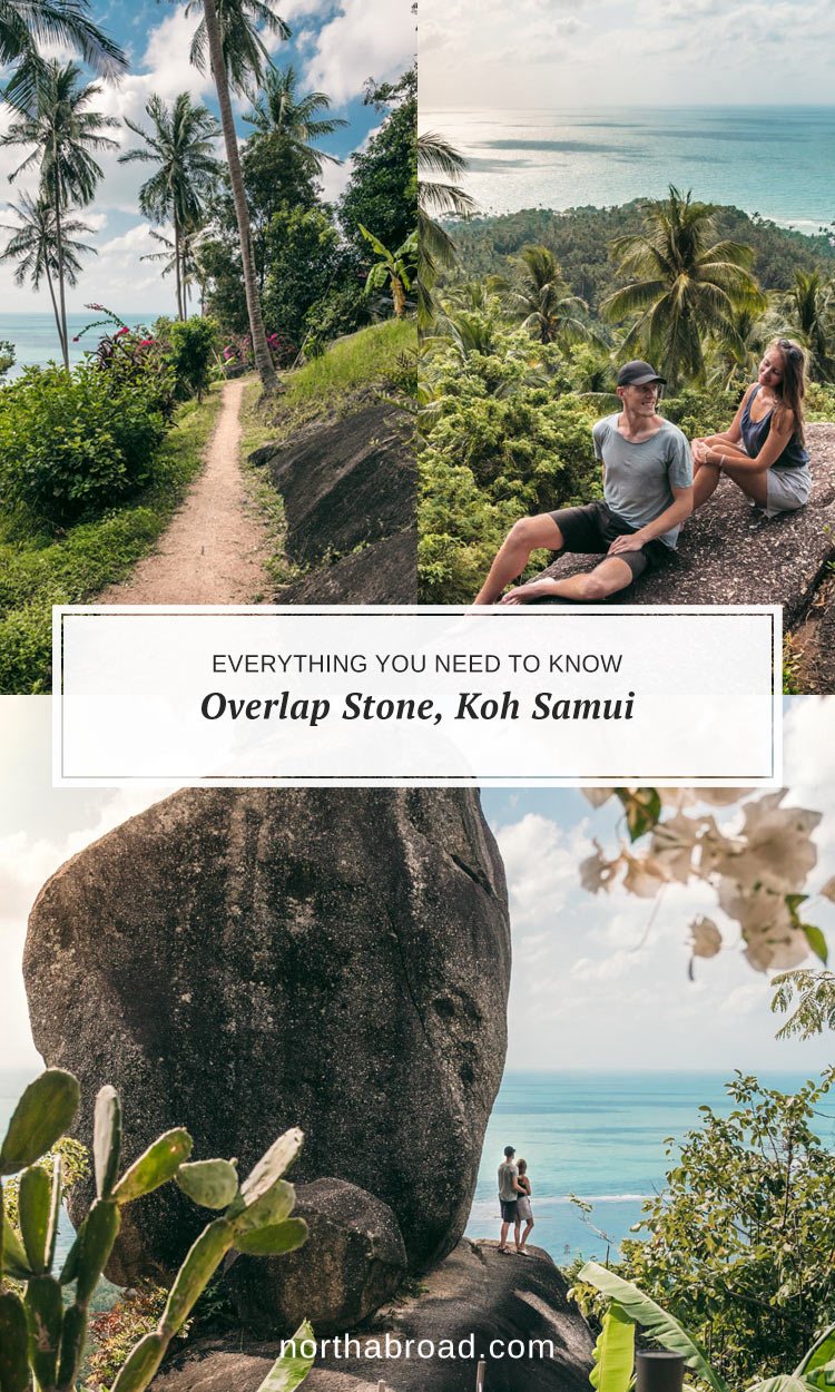 What to expect from visiting Overlap Stone on Koh Samui including what to expect, practicalities, how to find the stone and more.