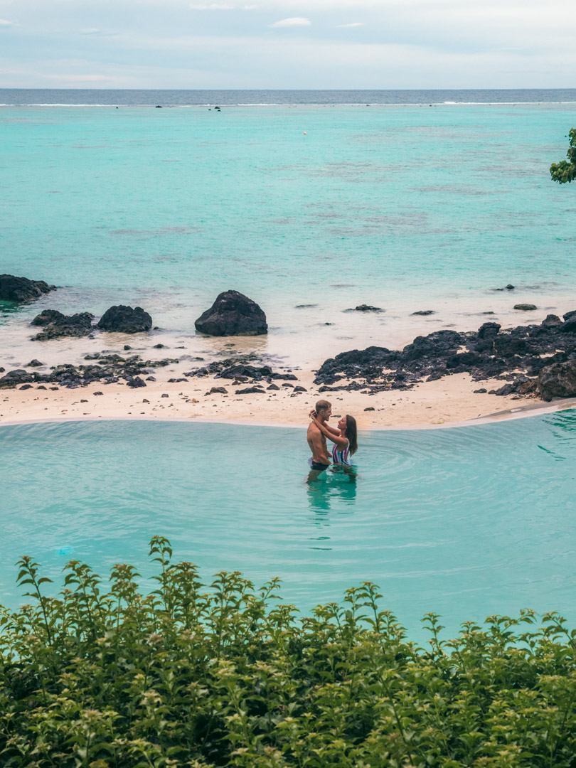 Pool at Pacific Resort Aitutaki