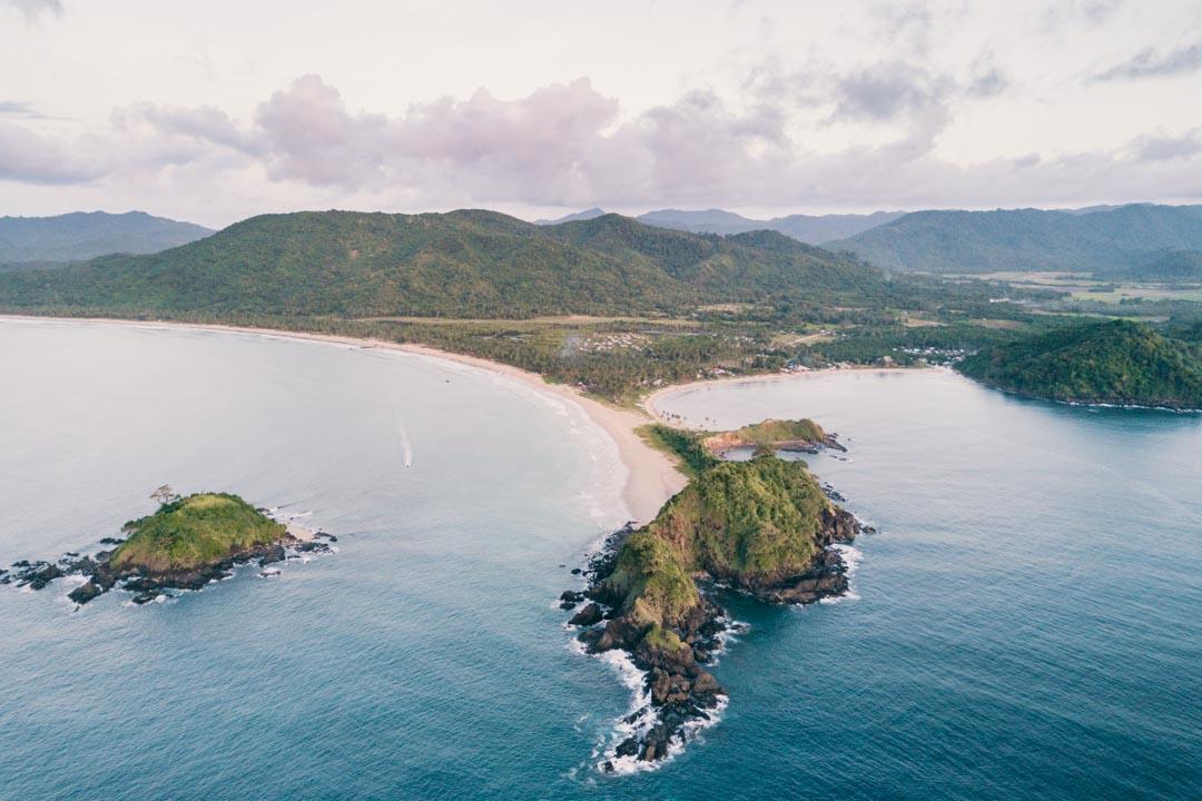 Calitang Beach and Nacpan Beach