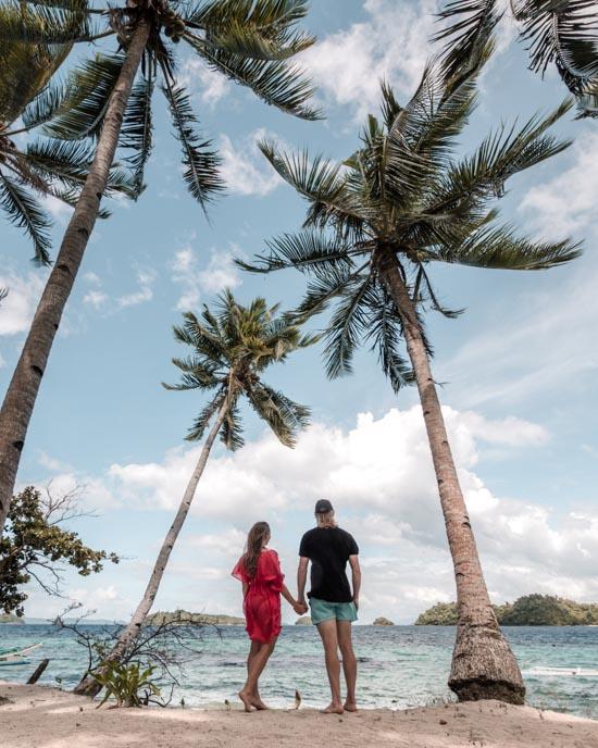 Alex & Vic in Palawan