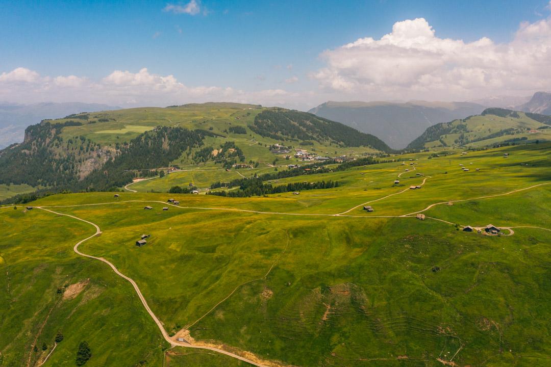Seiser Alm / Alpe di Siusi