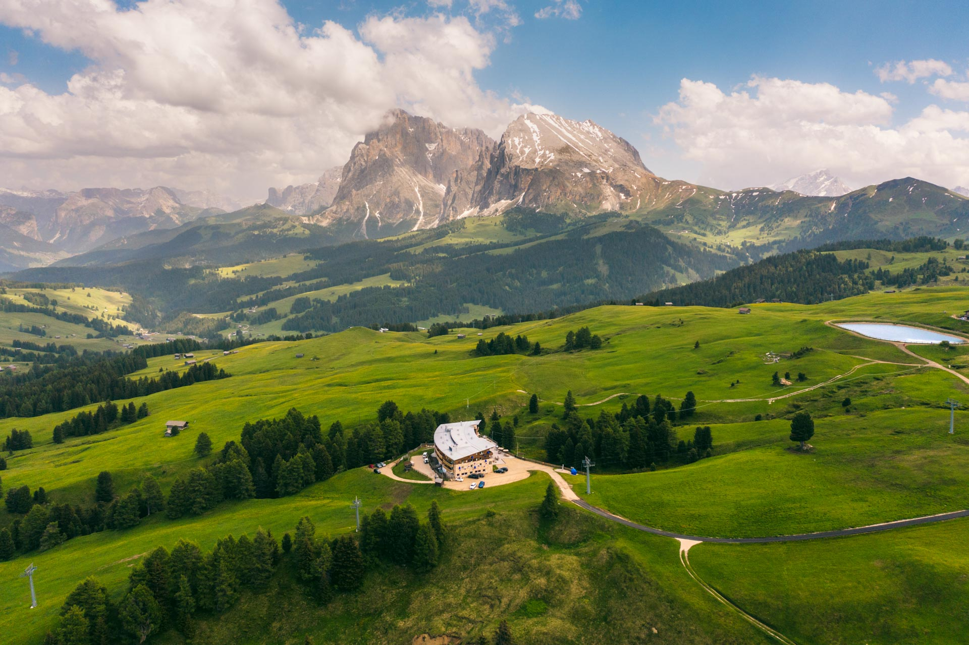 Review of Paradiso Pure.Living: Vegan-friendly luxury in Seiser Alm / Alpe di Siusi