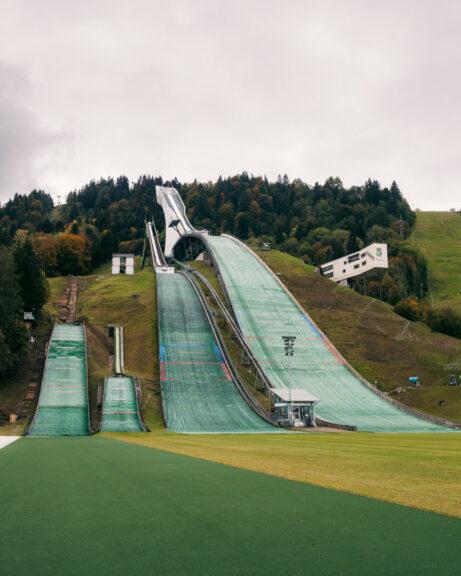 Olympic Ski Jump, Garmisch-Partenkirchen