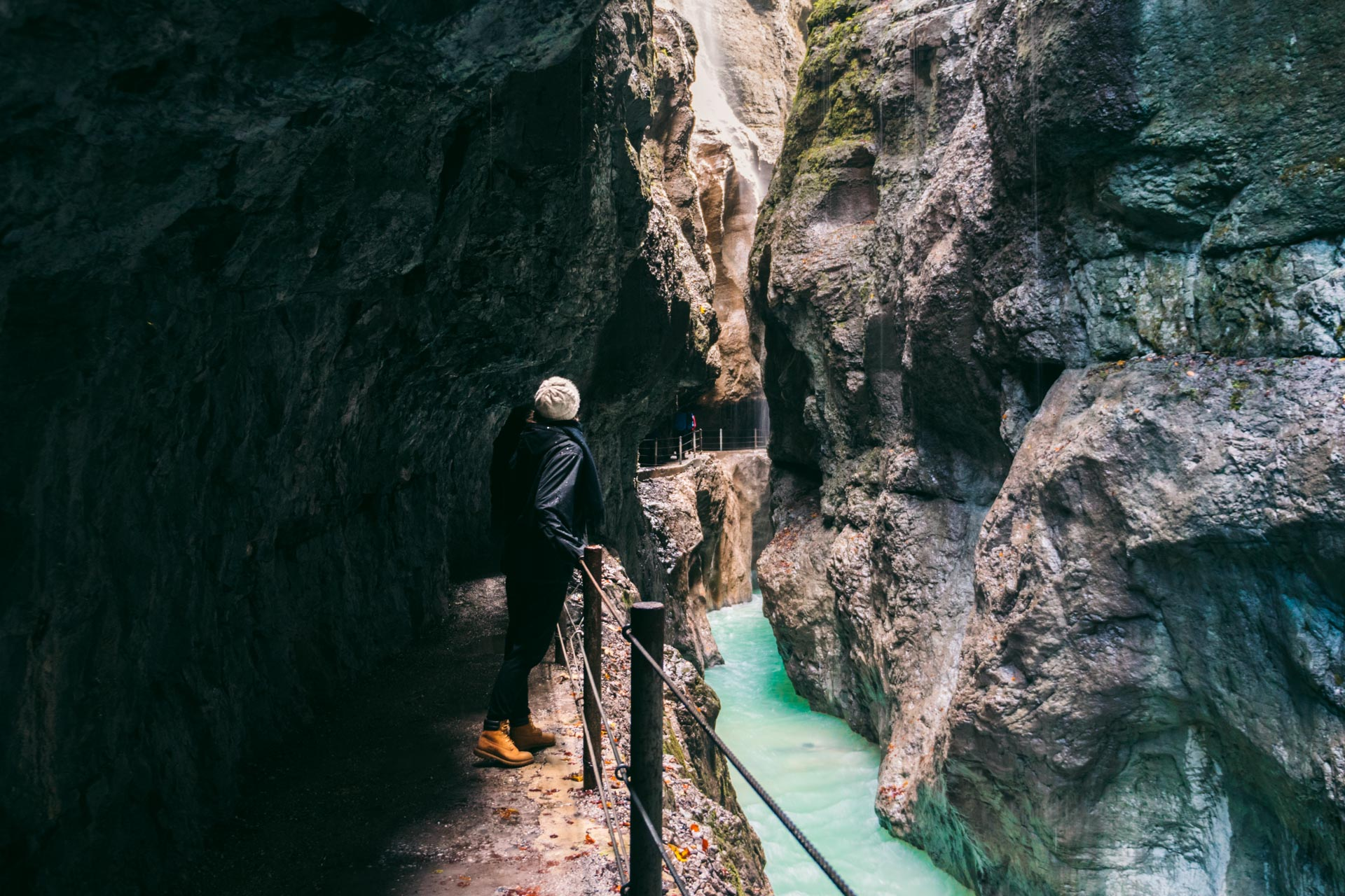 Travel Guide to Partnach Gorge in Germany: Hiking the Partnachklamm