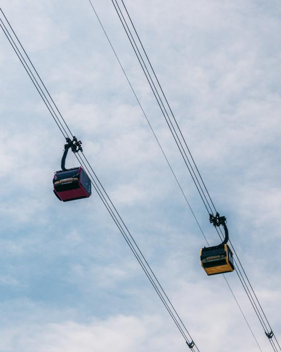 The Phu Quoc Cable Car