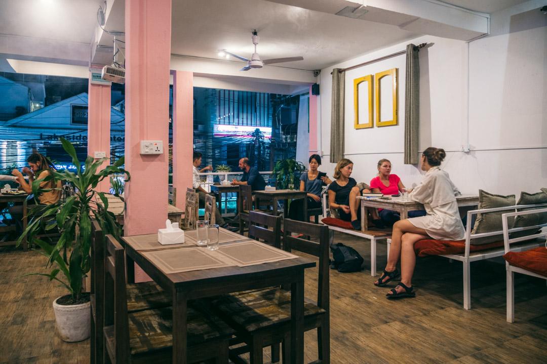 Little Windows restaurant