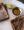 """Happy crepes"" made from hemp milk, banana and buckwheat with lemon and vegan honey"