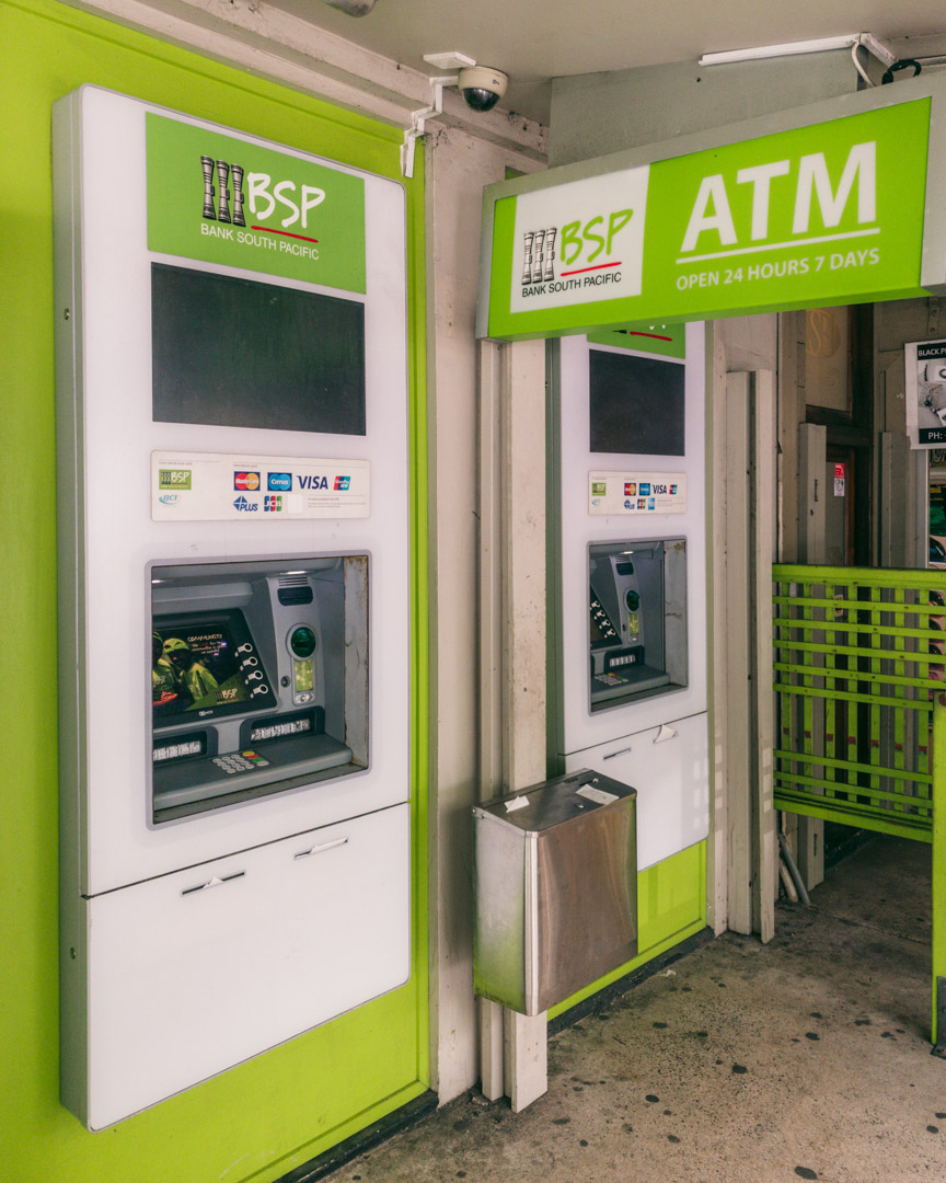ATM Rarotonga