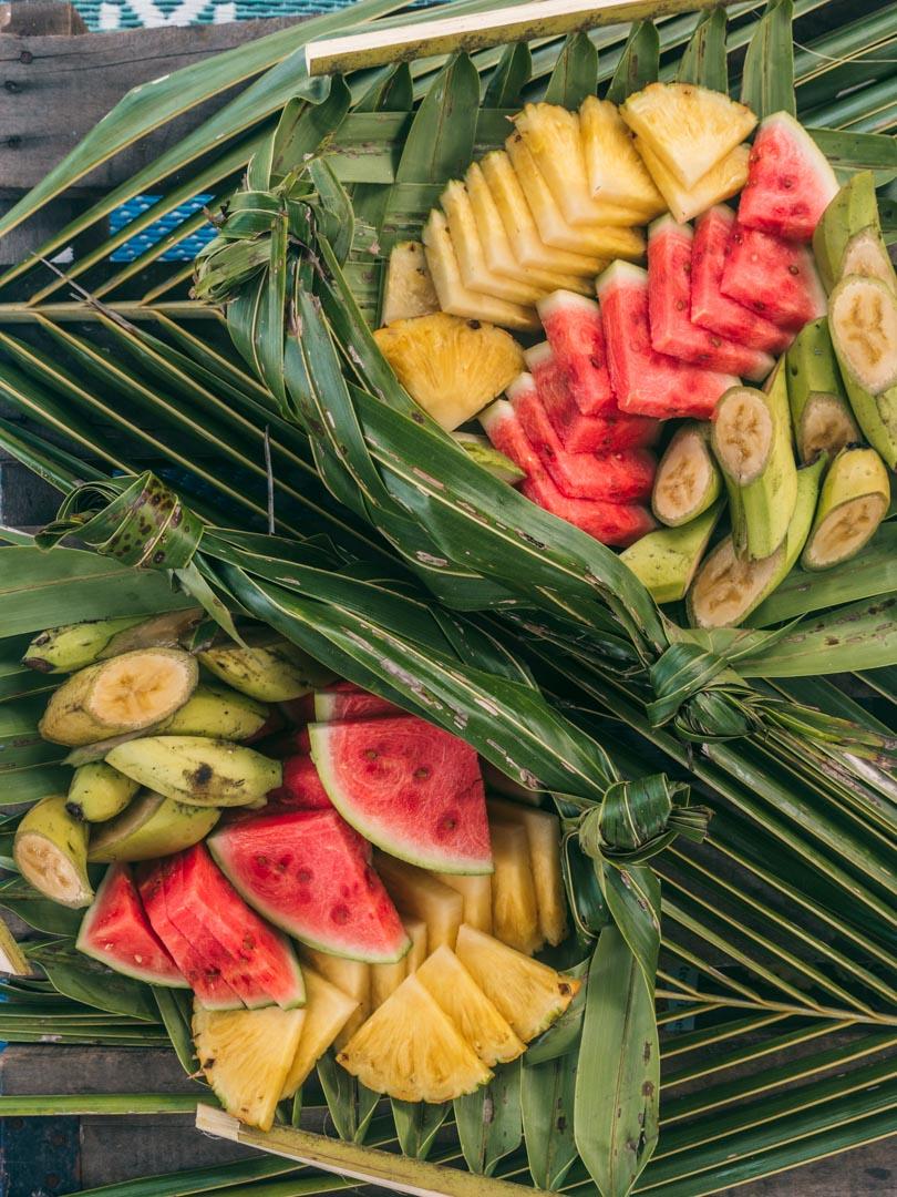 Fruit in Rarotonga