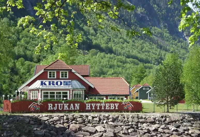 Rjukan Hytteby exterior