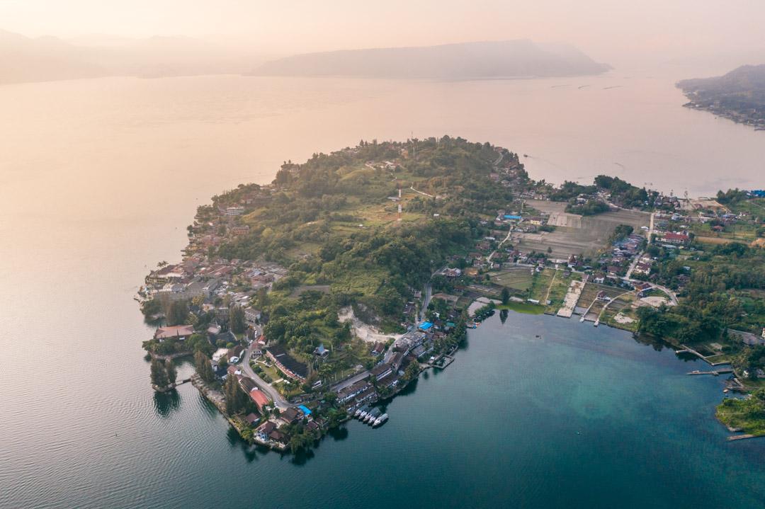 Lakeside hotels near Tuk Tuk