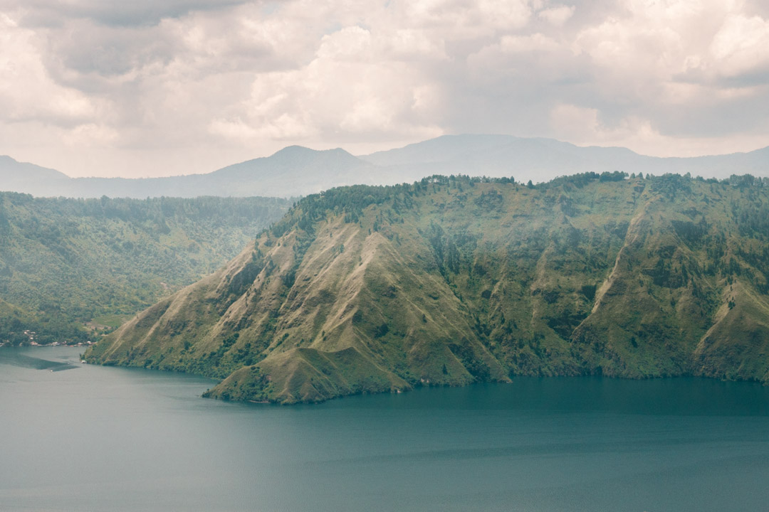 View to the rest of North Sumatra
