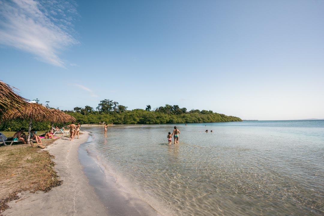 Bocas del Toro's Starfish Beach (Playa Estrella)