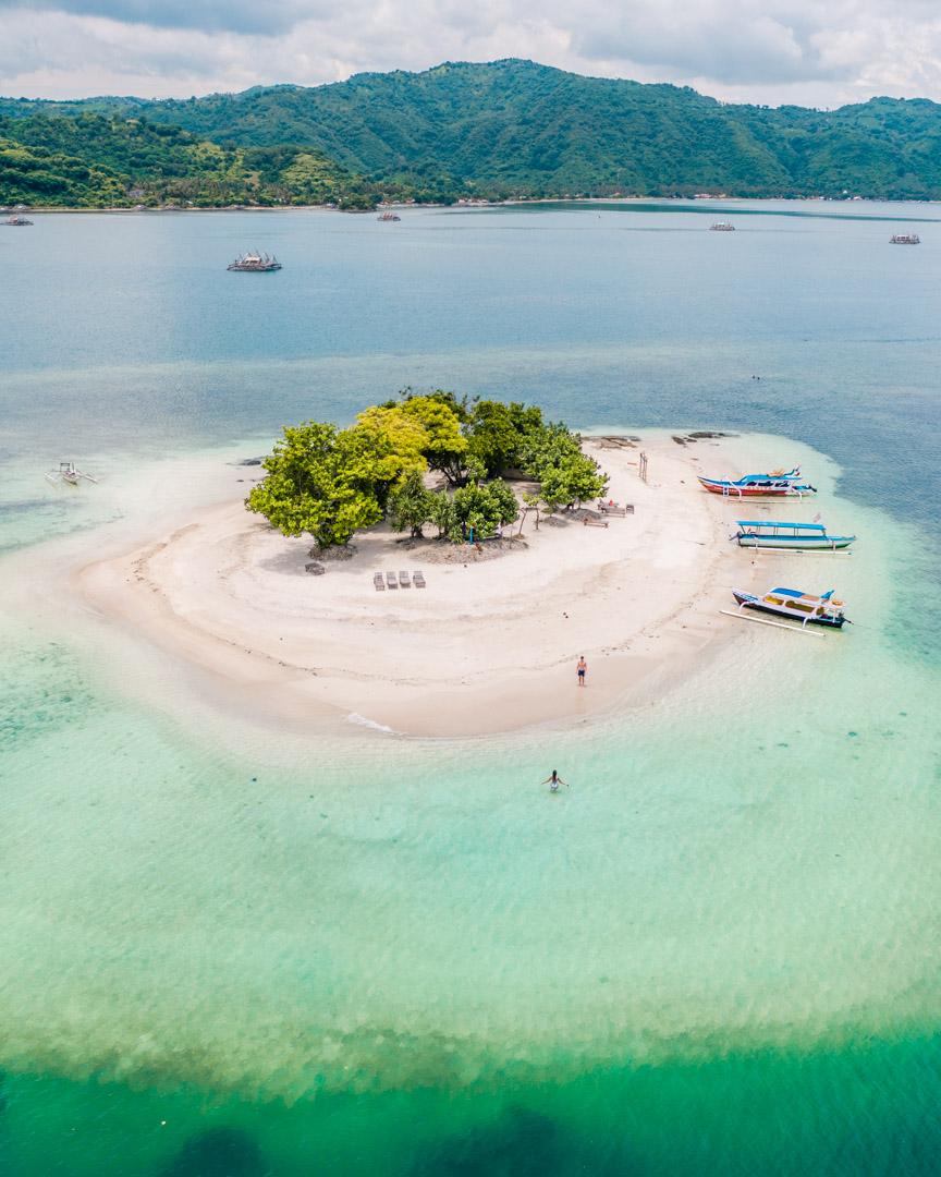 Gili Kedis Island Lombok Indonesia