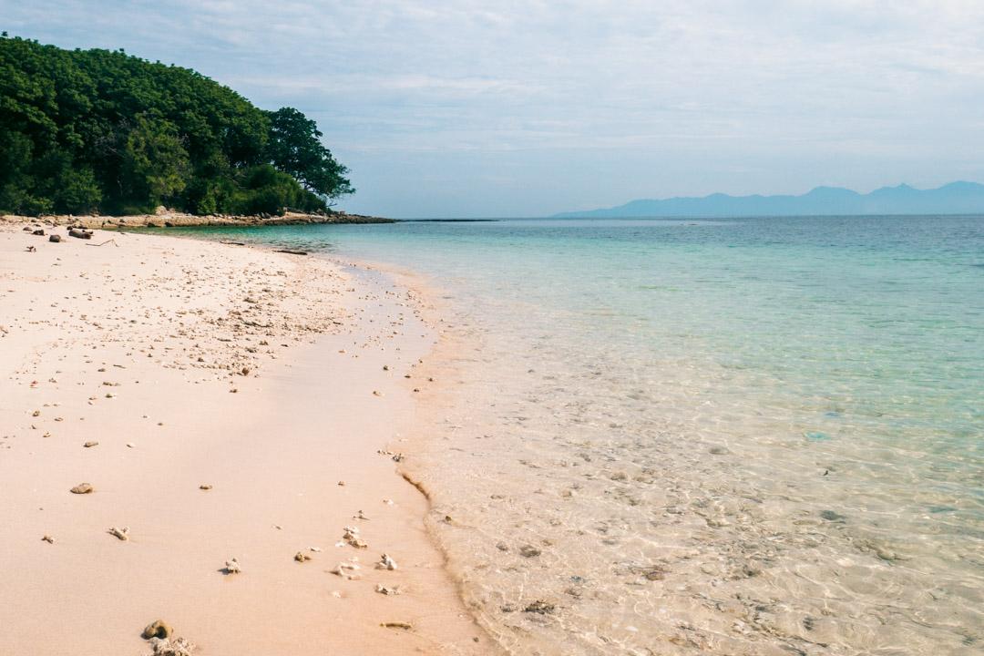 Gili Nanggu Island Lombok Indonesia