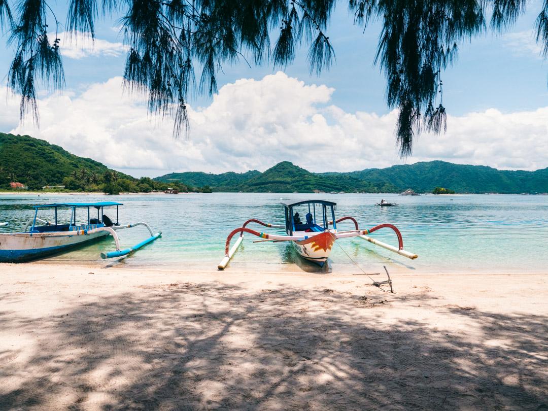 Gili Sudak Island Lombok Indonesia