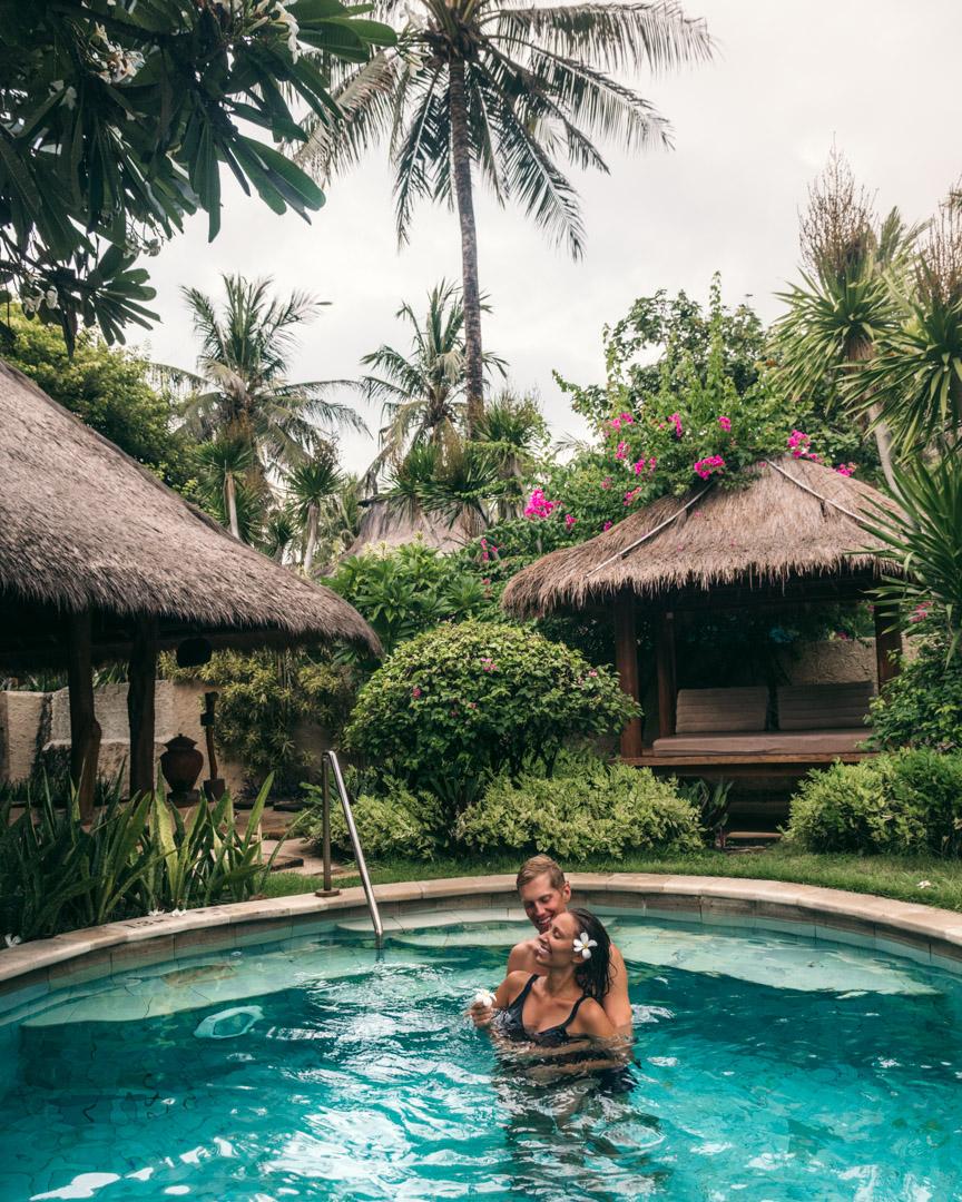 Where to stay in Kuta Lombok Indonesia: Novotel Lombok
