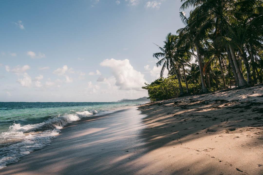 Beautiful Alegria Beach