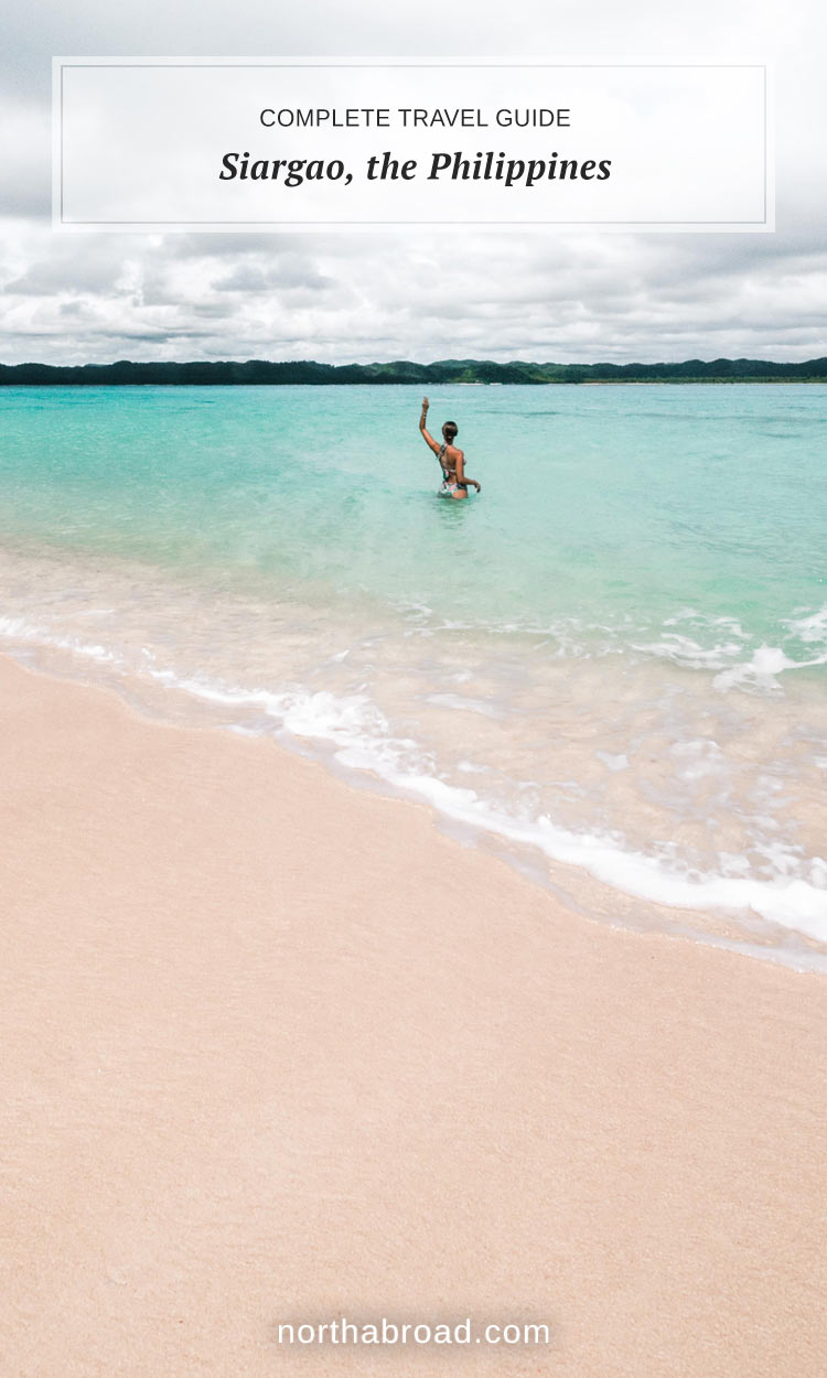 Siargao travel guide from the Philippines with all you need to know to visit the beach and surfer paradise
