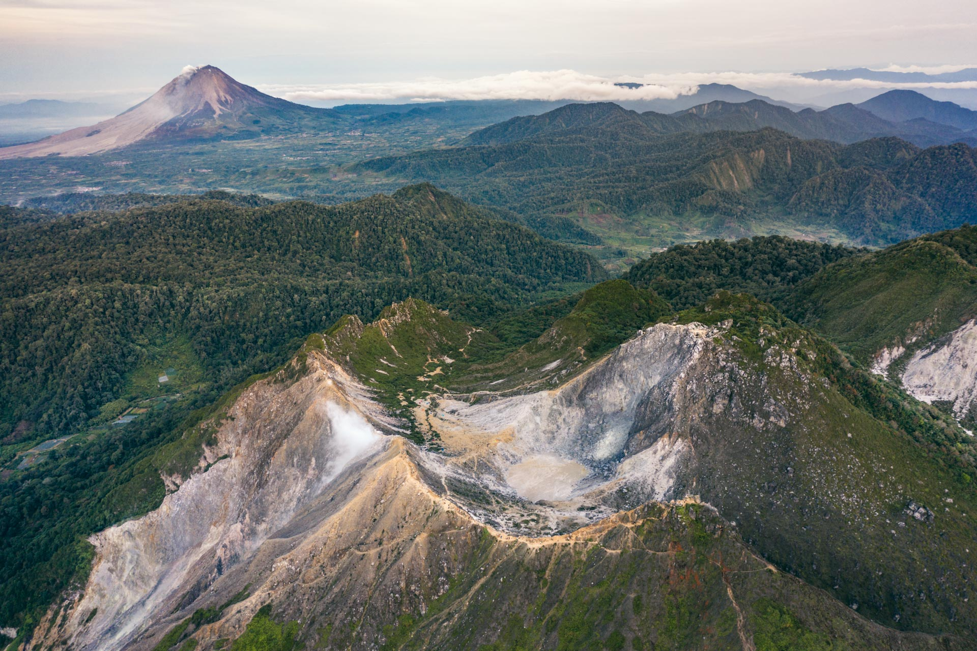 Sibayak Volcano Sunrise Trekking Guide: All You Need to Know
