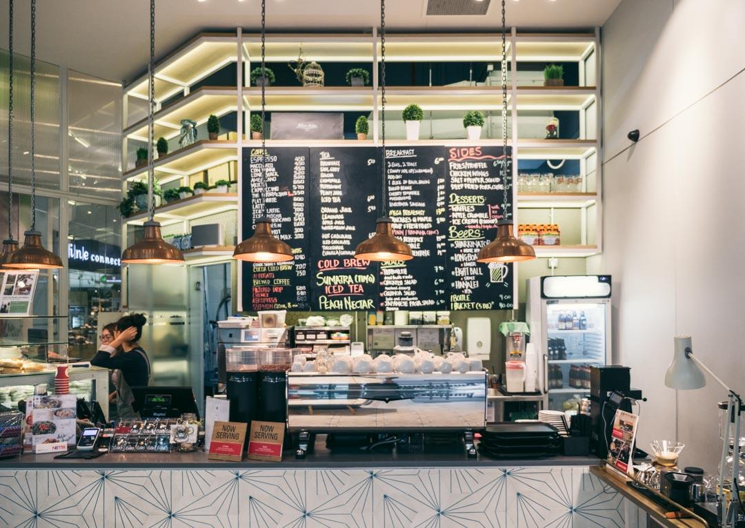 Jewel Coffee shop