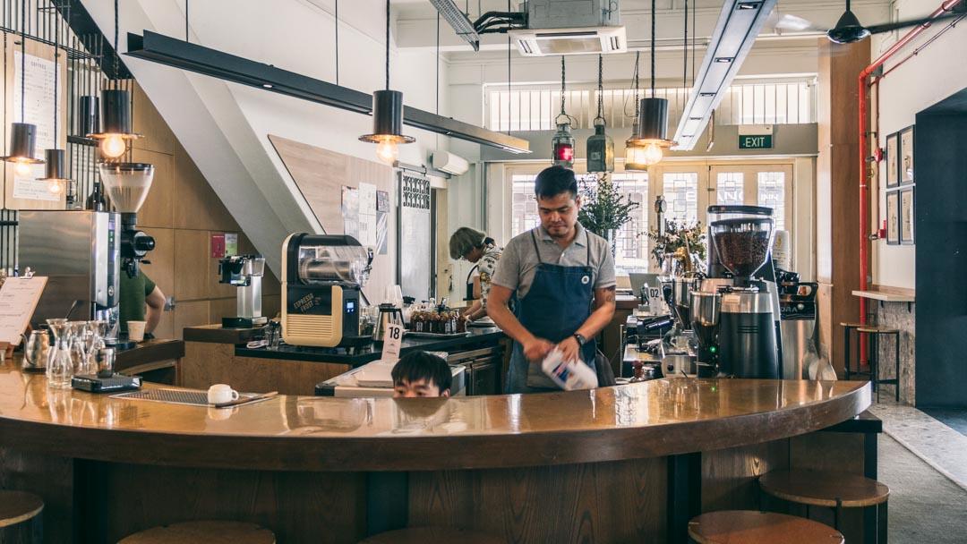 CSHH Coffee Bar
