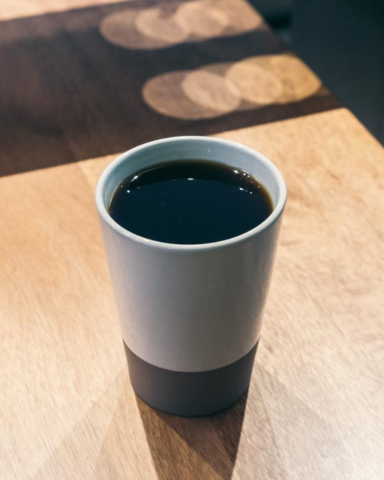 New Black cup