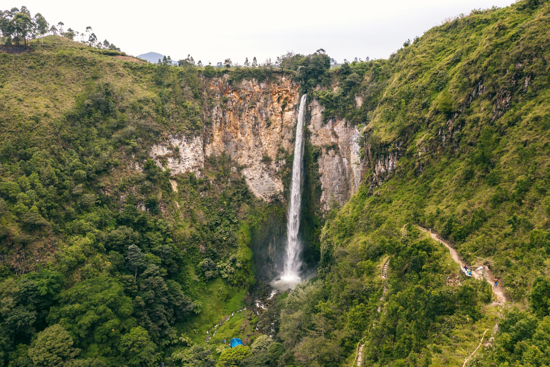 Sipiso Piso Waterfall Travel Guide: All You Need to Know