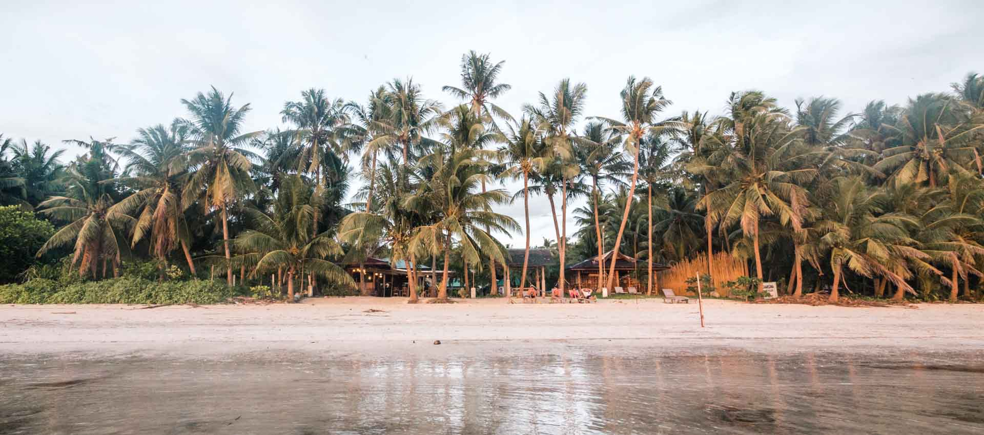 Beach in Siquijor