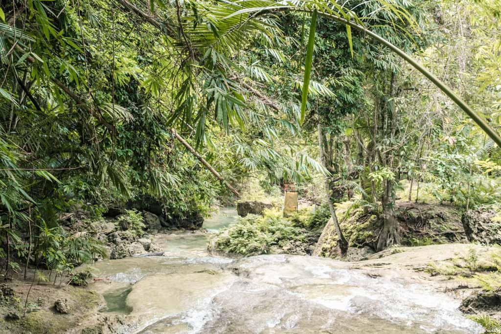 Kawasan Waterfall Siquijor