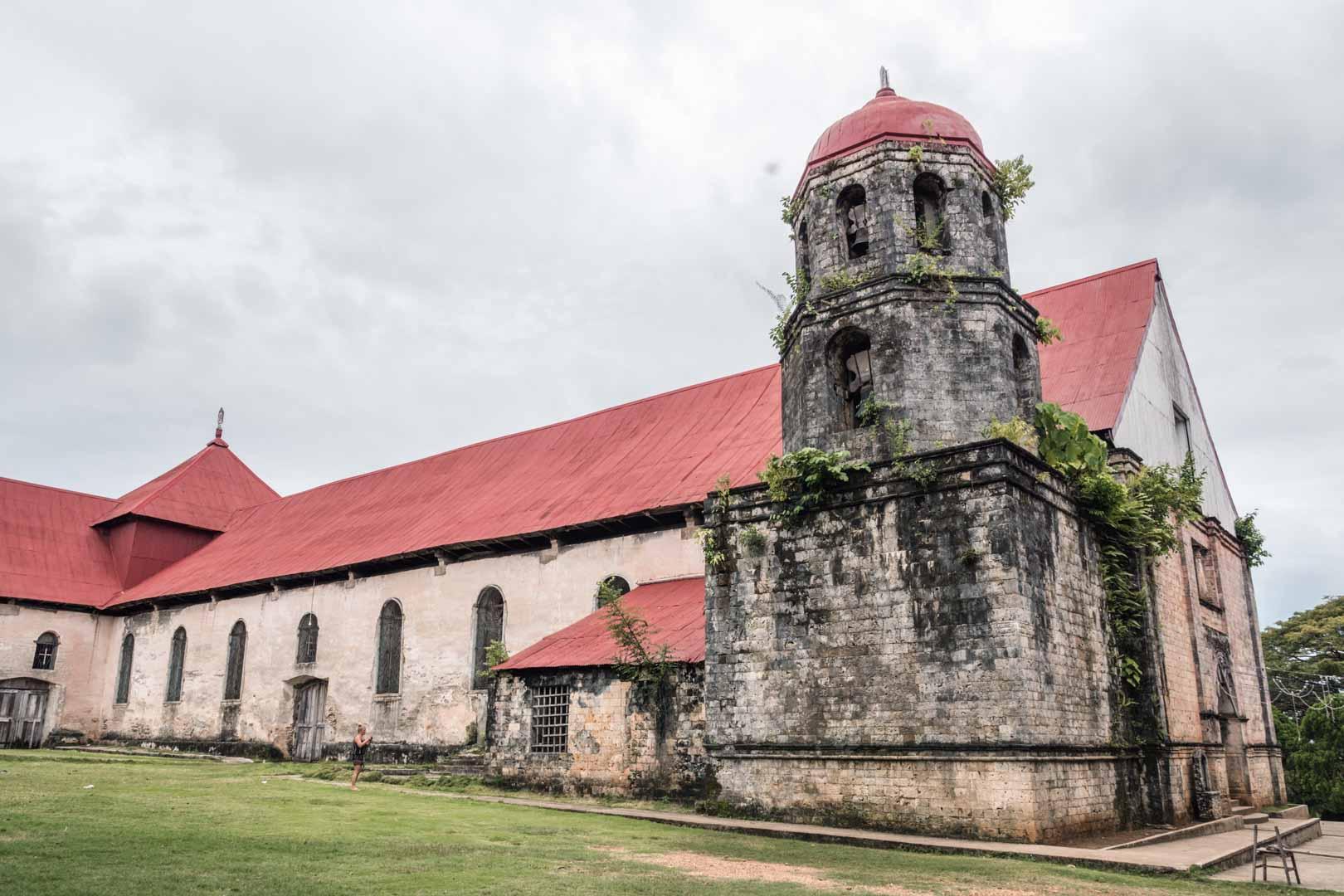 San Isidro Labrador Parish Church in Lazi