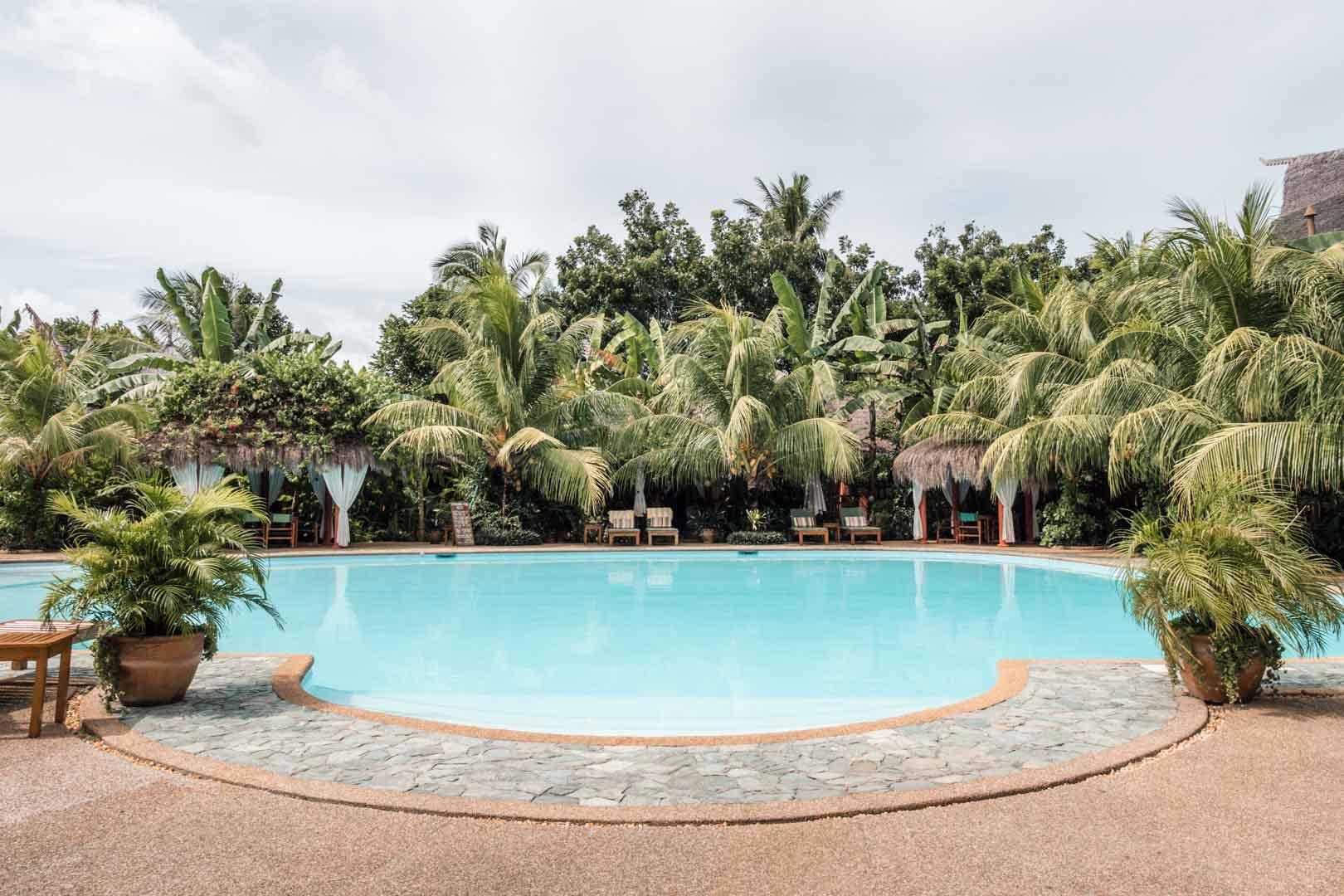 Coco Grove swimming pool