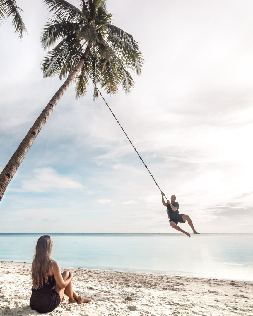 Swing on Siquijor