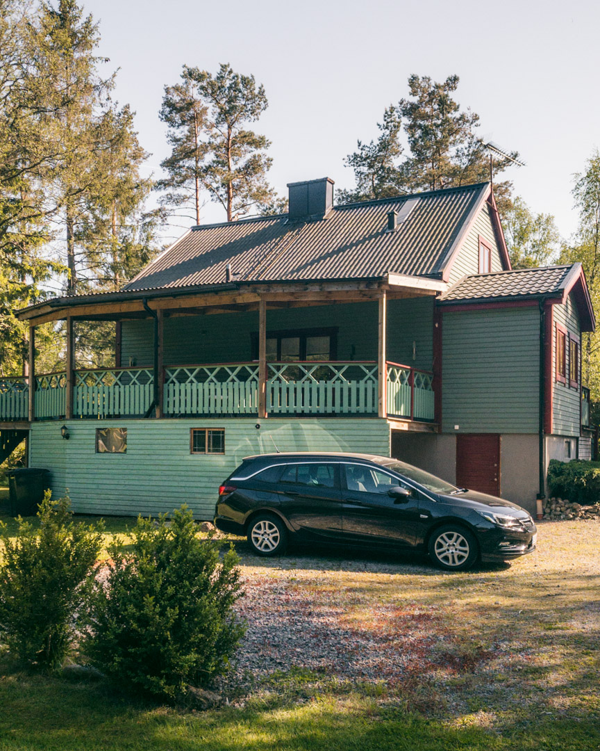House in Sweden