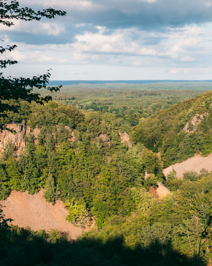 View from Kopparhatten