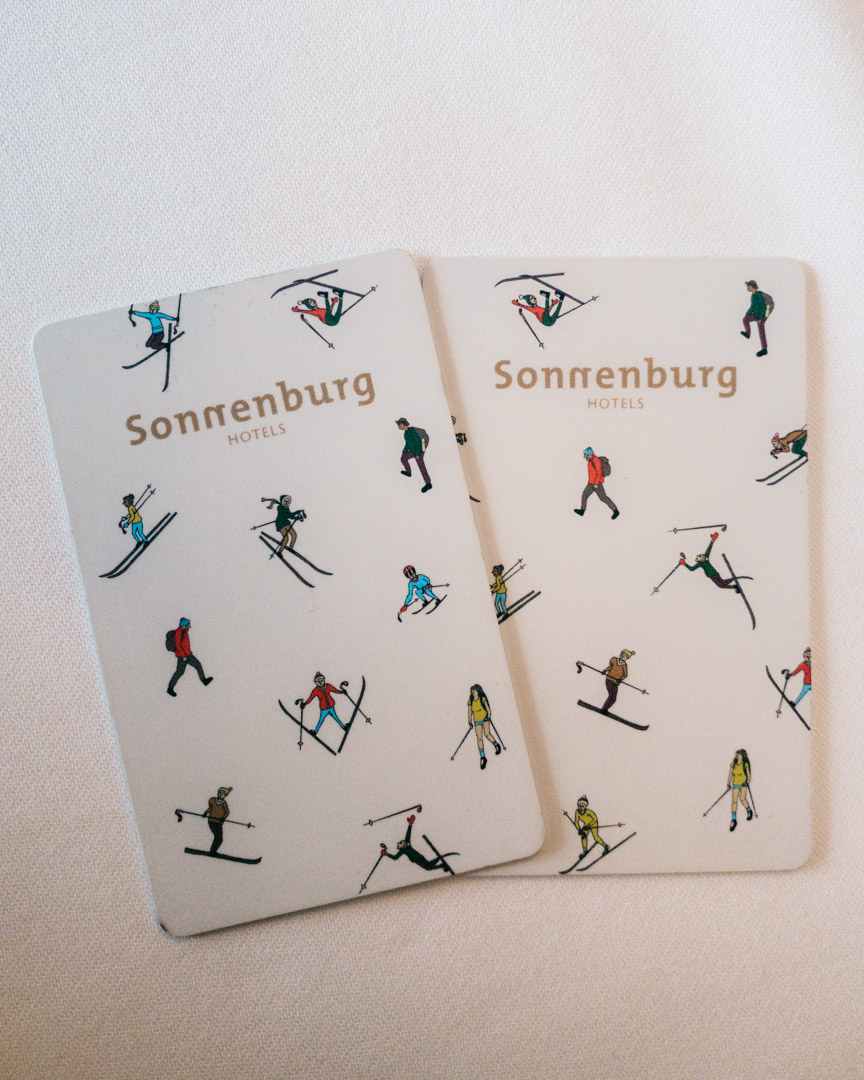 Keycards Sonnenburg