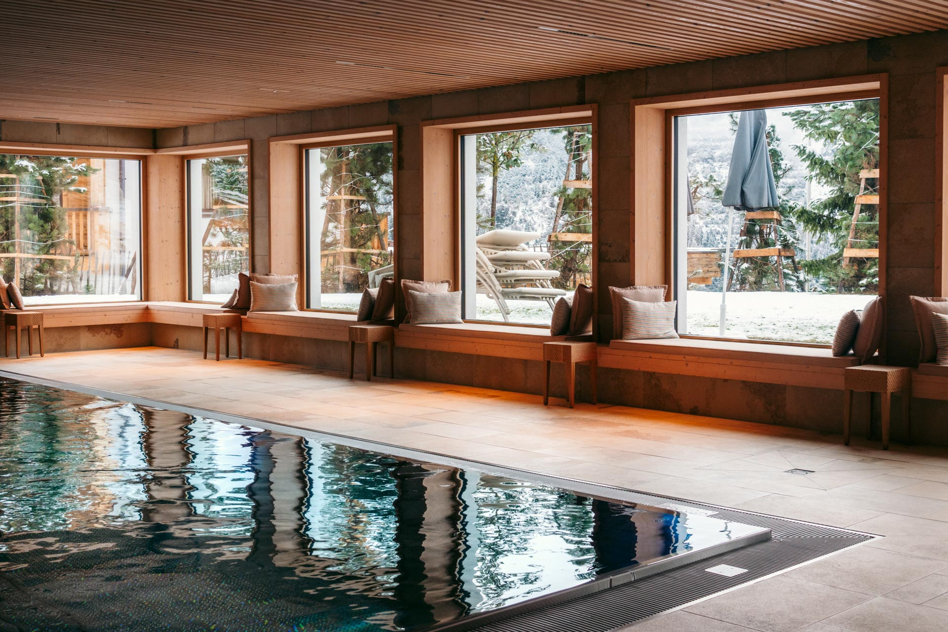 Review of Hotel Sonnenburg in Austria: Exclusive Comfort at 1,650 Metres