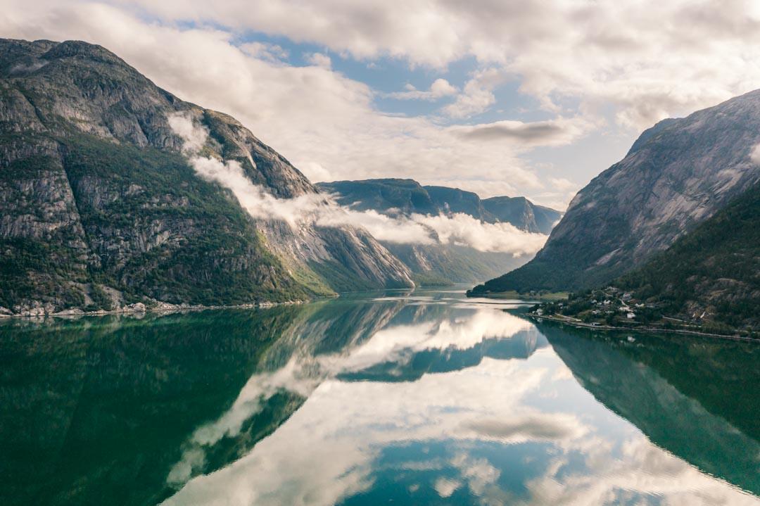 Norwegian fjord, Eidfjord