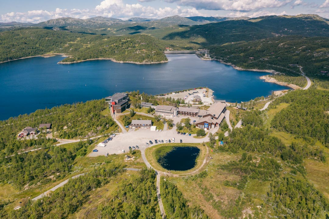 Hardangervidda Visitor Centre