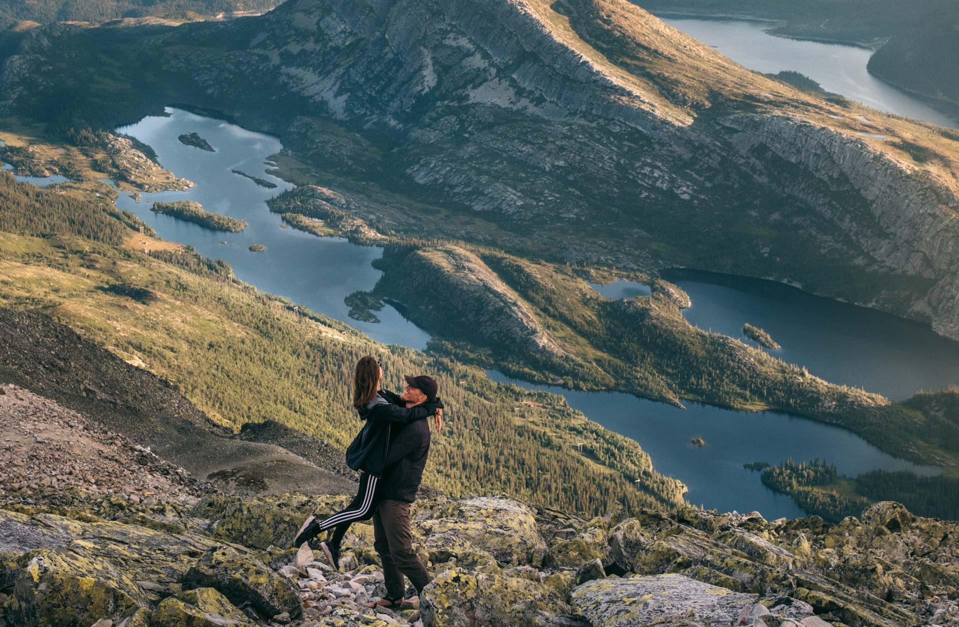 Two Weeks Itinerary: South Norway Caravan Road Trip Adventure