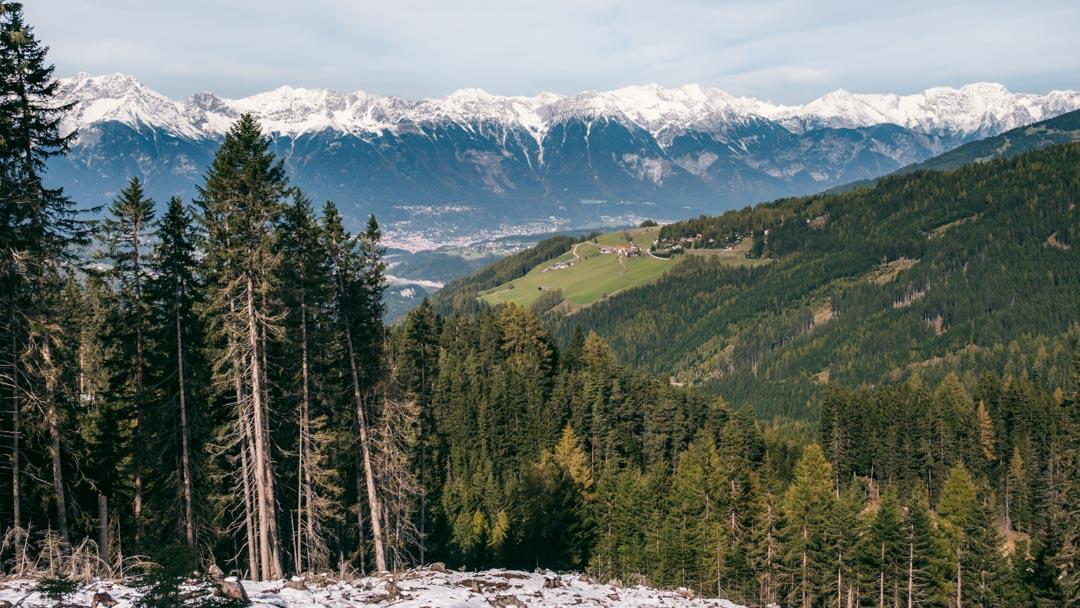 Stubai view