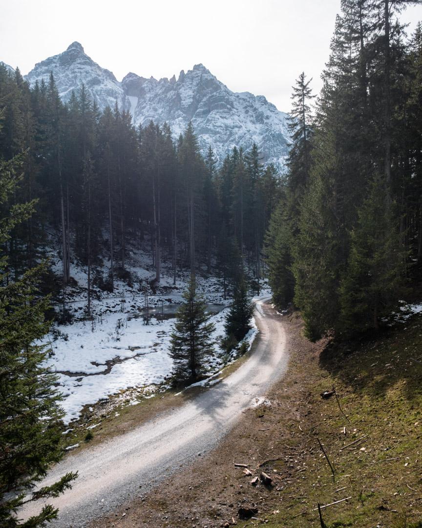 Maria Waldrast hike