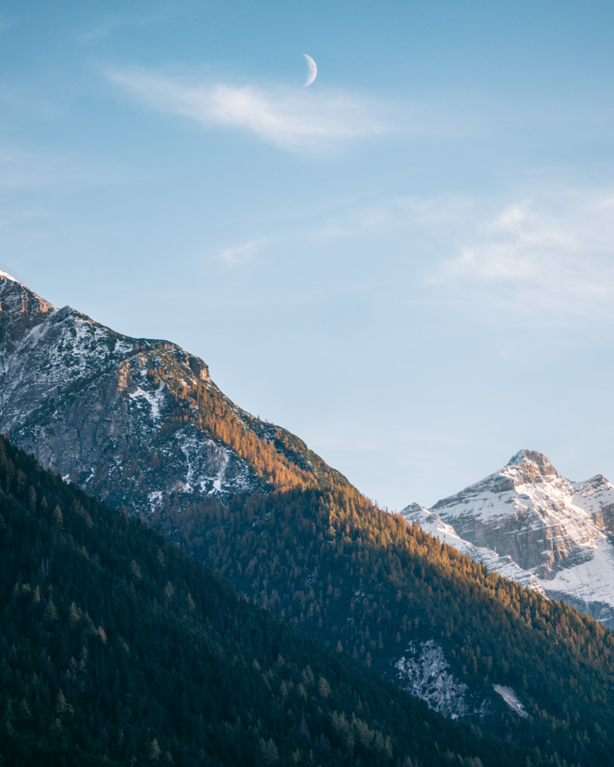 Where to stay in Stubai in autumn
